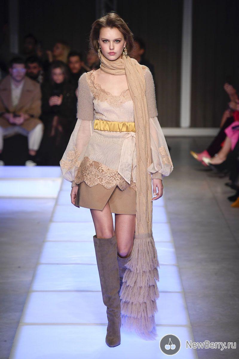 4e669bd4c82c Модная женская одежда от итальянского бренда Les Copains   Платья ...