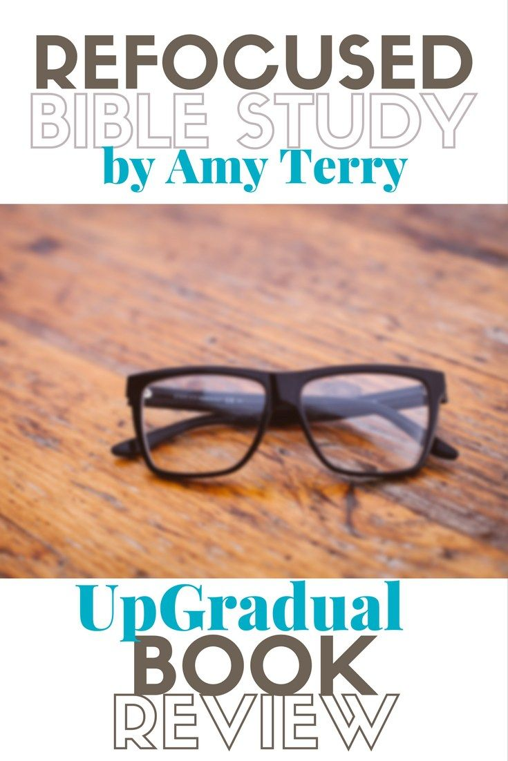 Refocused Bible Study | Book Review | Bible Study Review | Devotional Review