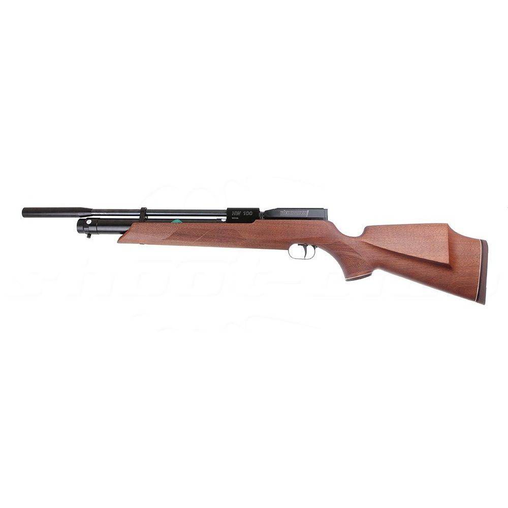 Weihrauch HW 100 S Repetierer Pressluftgewehr - 4,5mm
