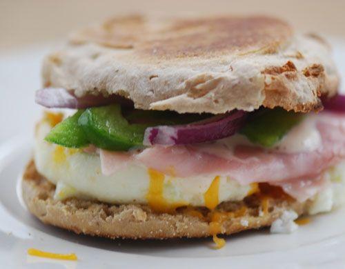 Southwest Egg White Sandwich (6pp)