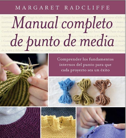 manual completo de punto de media-margaret radcliffe