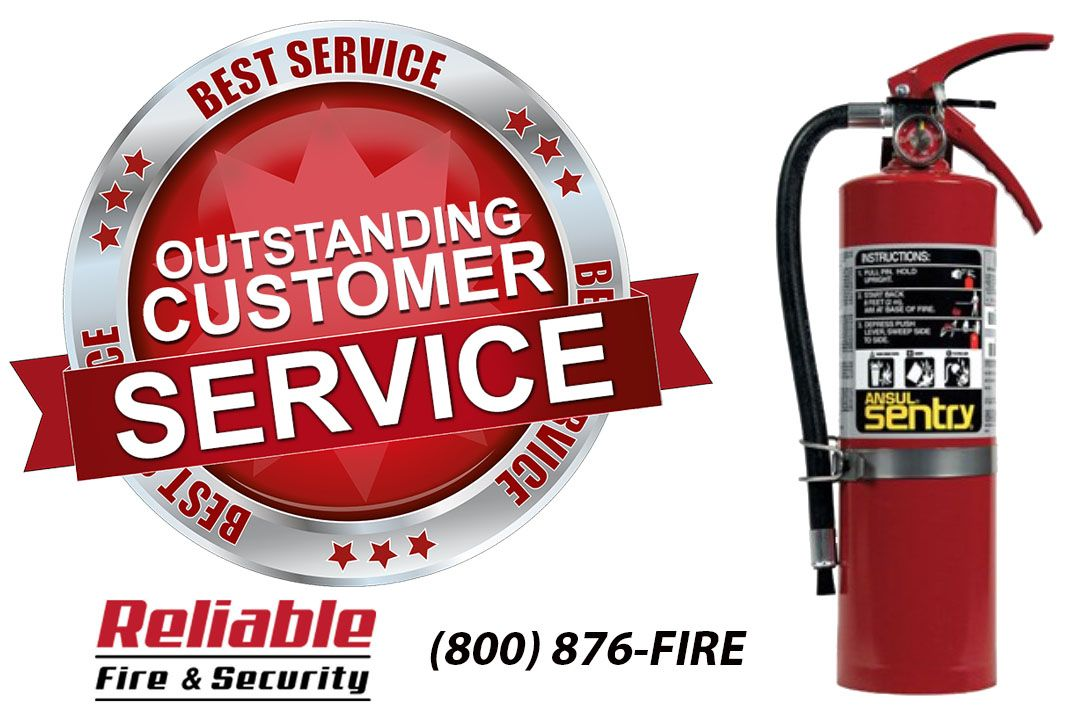 Fire extinguisher service arlington heights il 800 876