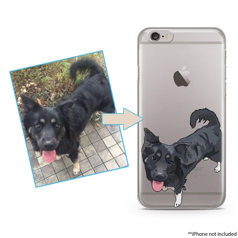 iphone 7 plus case dog