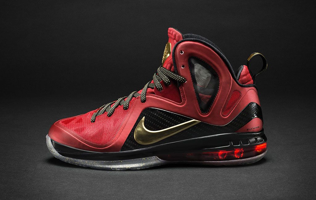 Nine years in the making, Nike Basketball presents the limited edition  LeBron 9 Championship Pack, celebrating LeBron James' first NBA  Championship.