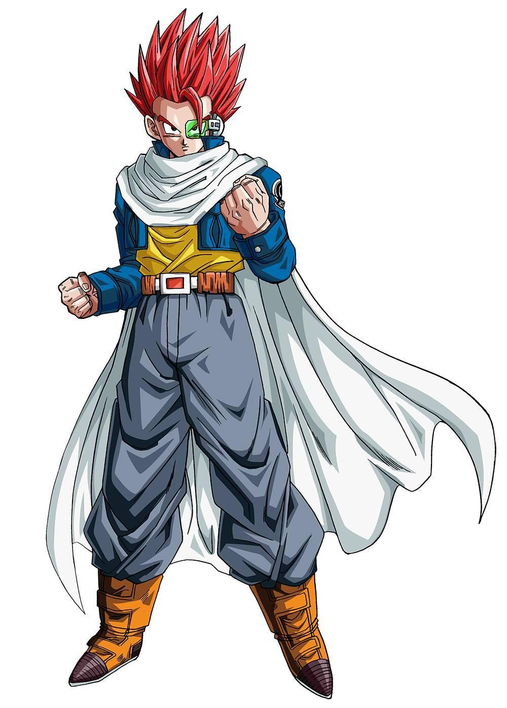 "In the Jump Festa event, it was shown a mysterious character in the DragonBall XV gameplay footages. It was later found out this character was someone else's creation, thus showing the ""character creation"" feature. The DragonBall wikia calls him ""Future Warrior""."