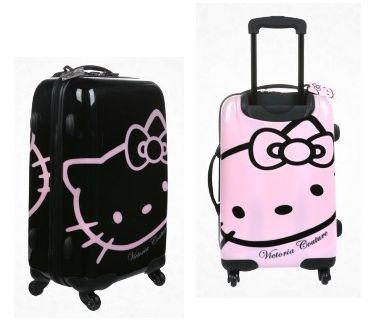 b7946daba De viaje con Hello Kitty | A dormir¡¡¡¡ | Maletas bonitas, Maleta de ...