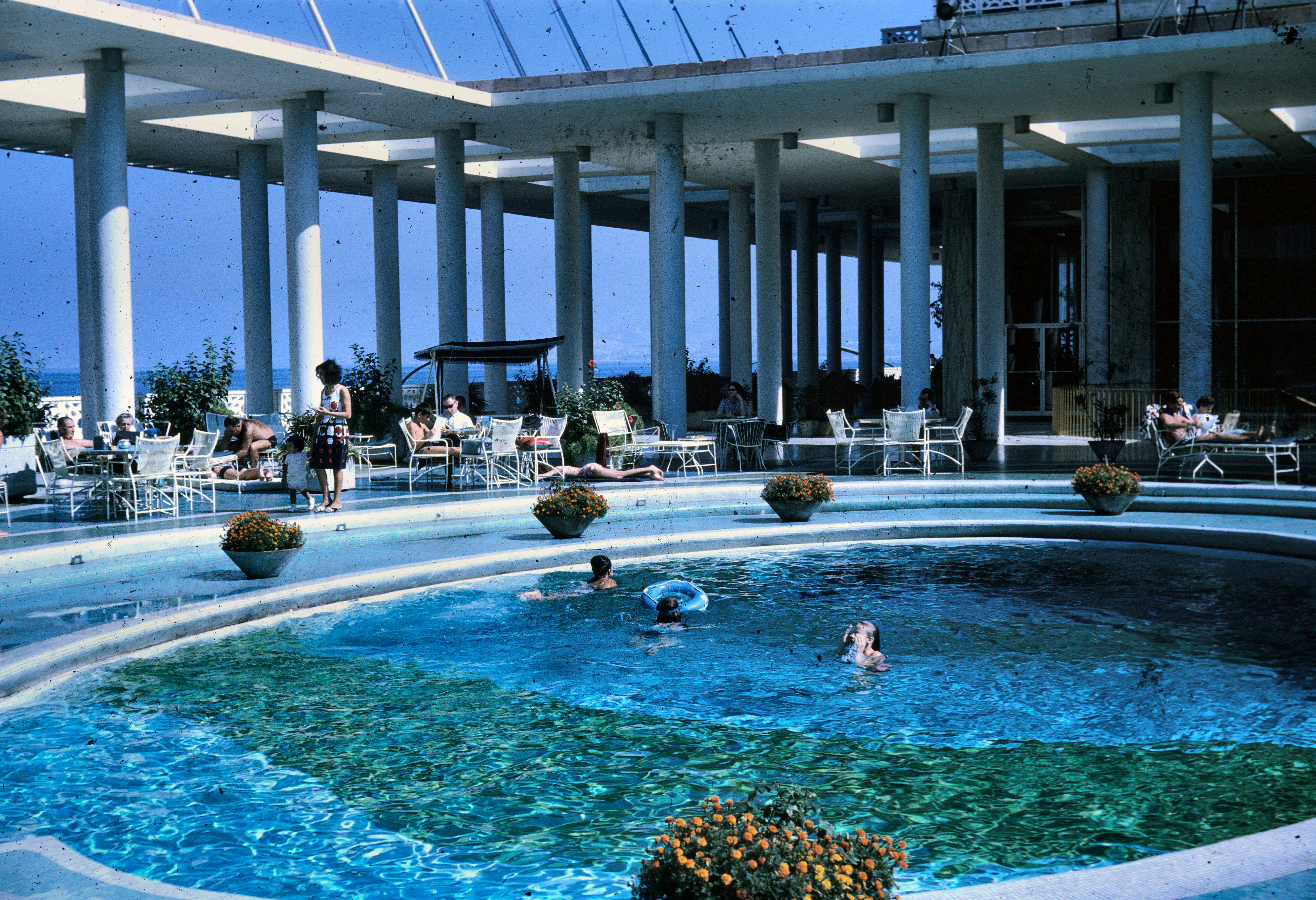 The photo is of the phoenicia intercontinental hotel in - North east hotels with swimming pool ...