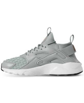 95fef1c7401 Nike Men s Air Huarache Run Ultra Se Casual Sneakers from Finish Line -  Black 11.5