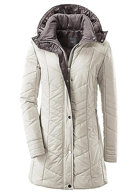 eec9c14c040 Wega Fashion Padded Jacket