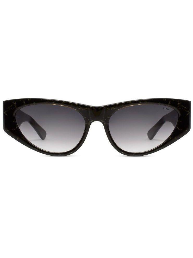 7175b7f08 Óculos LUNA SOLAR COSMOS | Com a haste grossa, voltamos com o gatinho, só