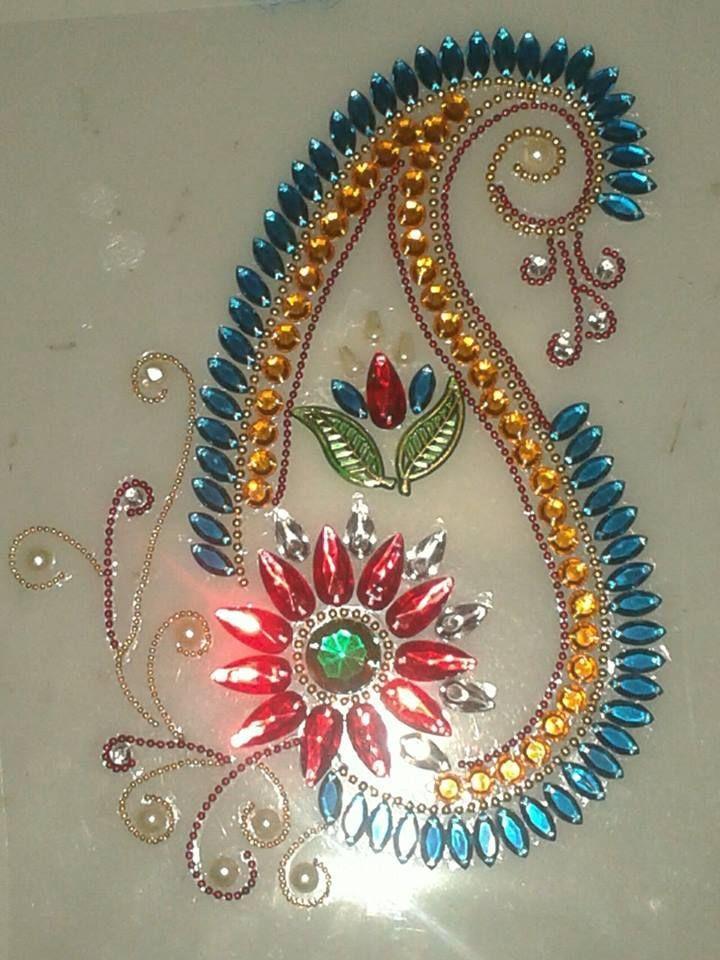 pattern mangomango pattern Bead embroidery patterns