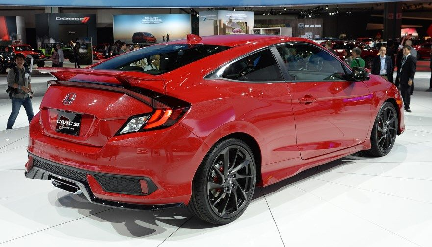2019 Honda Civic Type R Specs, Reviews, Ratings, Pictures
