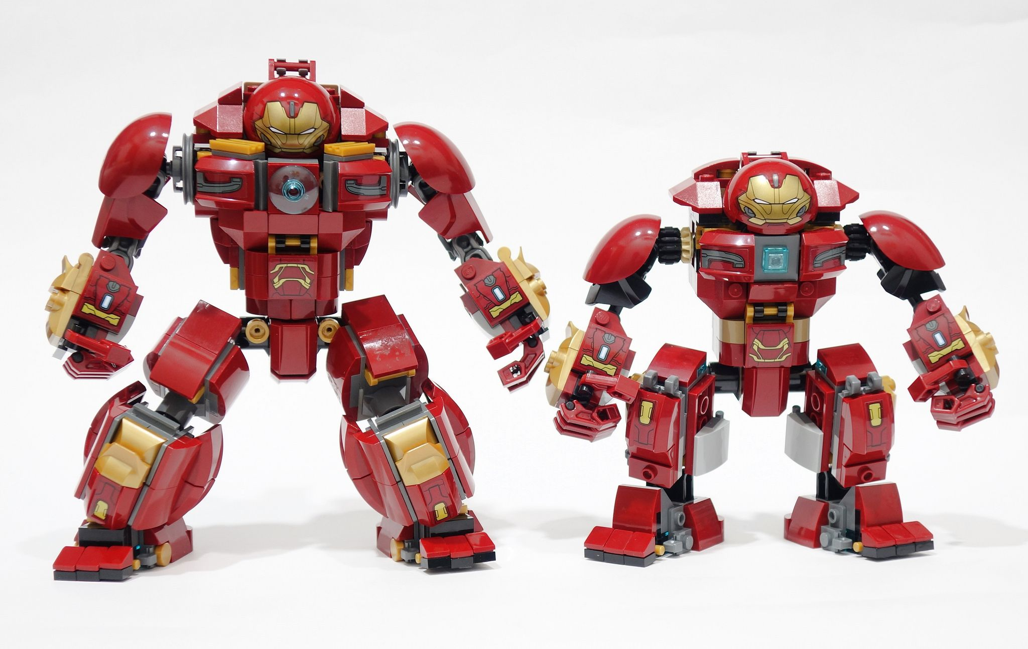 how to get spider hulkbuster in lego marvel