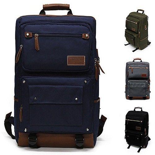 Details about ChanChanBag Best Backpacks for Men College Bag ...