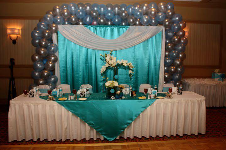 mesa principal boda Pinterest Mesas principales, Principales y
