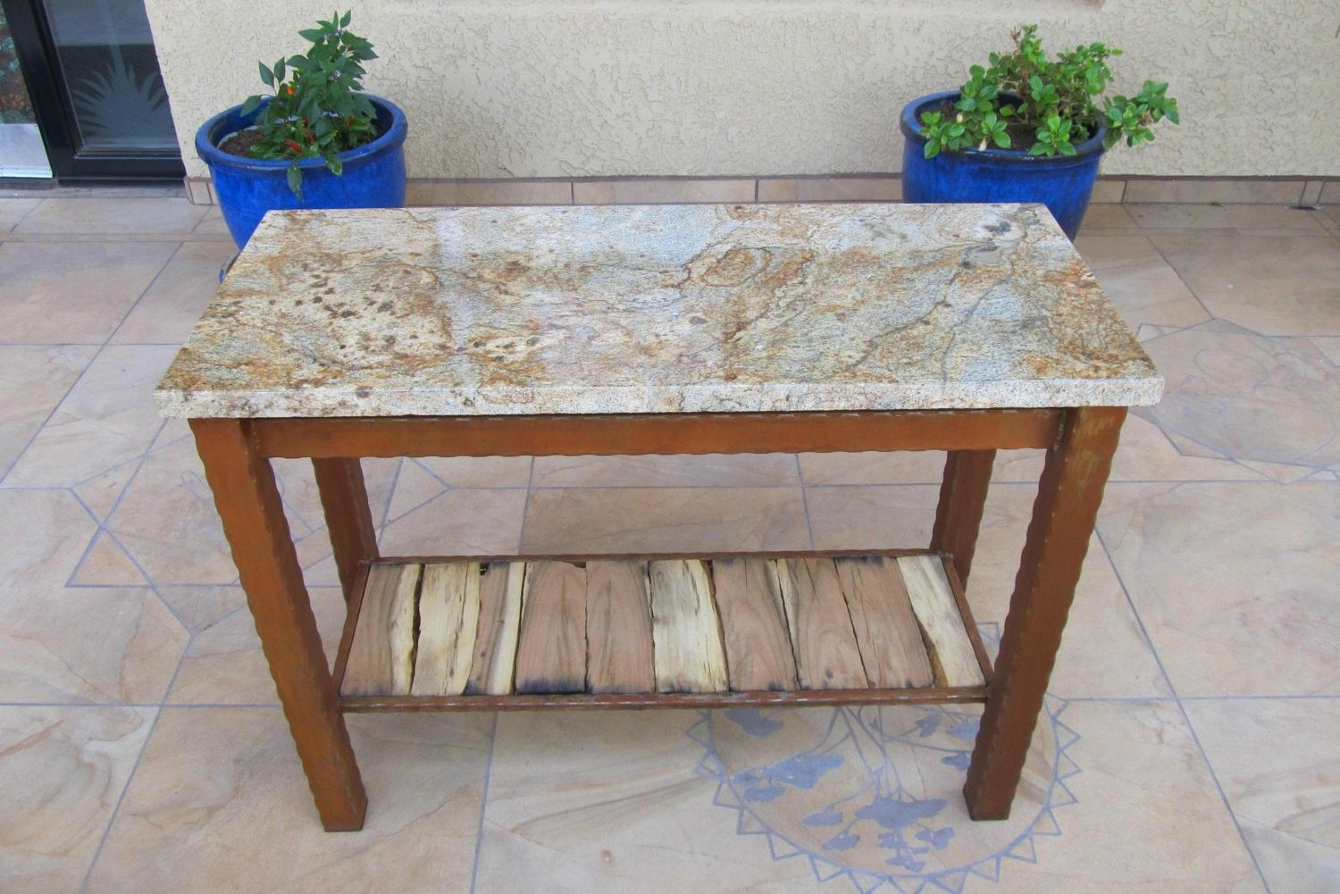 Catherine Granite Console Table Decoration Is A Theme Concepts Refurbished Re Cycled Are Always Being Released And Improved Upon This Alone Welco