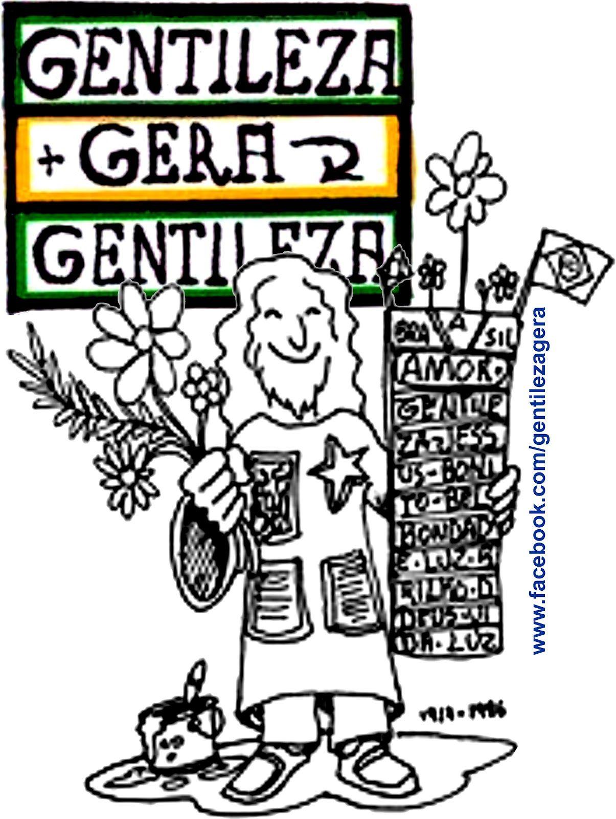 Gentileza Gera Gentileza: Loja de Camisetas | Quotes, phrases ...