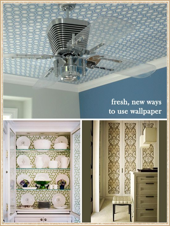 High Quality Tiffany And Wendyu0027s Top 5 Design Trends Of 2011: Wallpaper Great Ideas