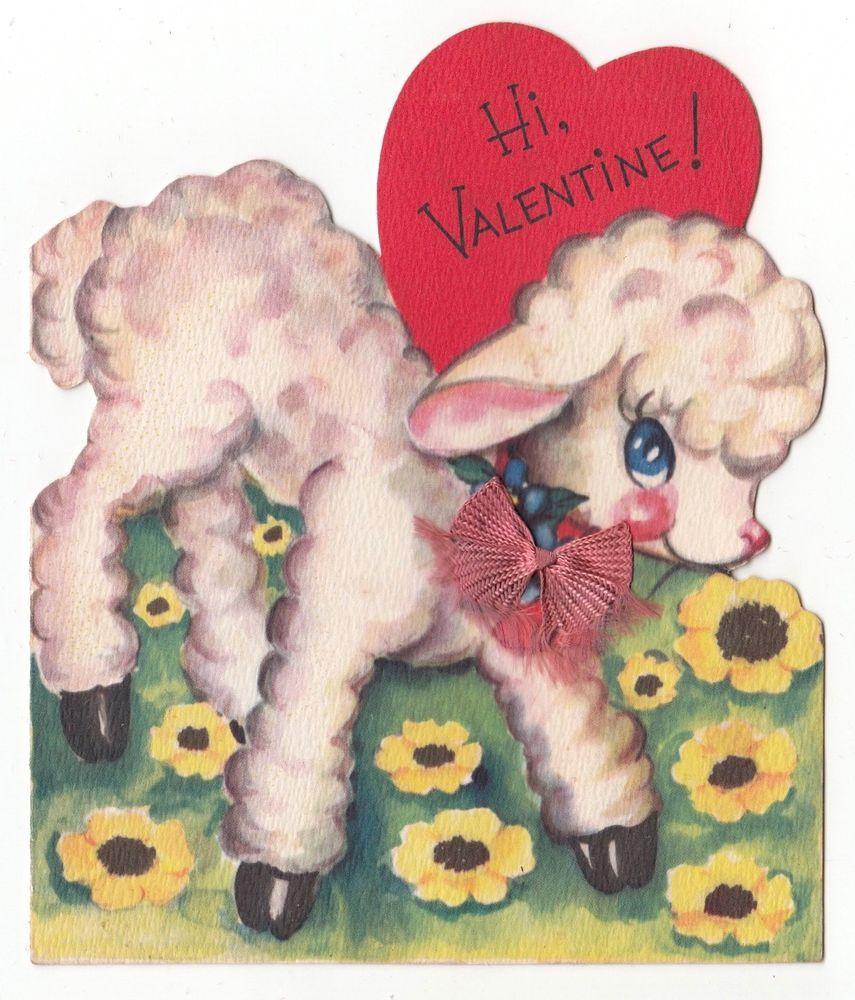 Charming midget valentines card really
