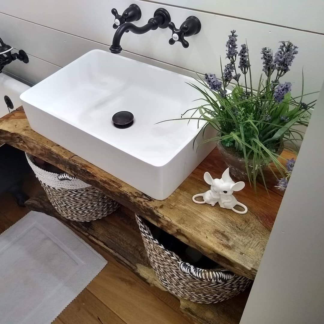 Floating Bathroom Vanity Diy Floating Bathroom Vanities Diy Bathroom Vanity Bathroom Sink Diy [ 1080 x 1080 Pixel ]