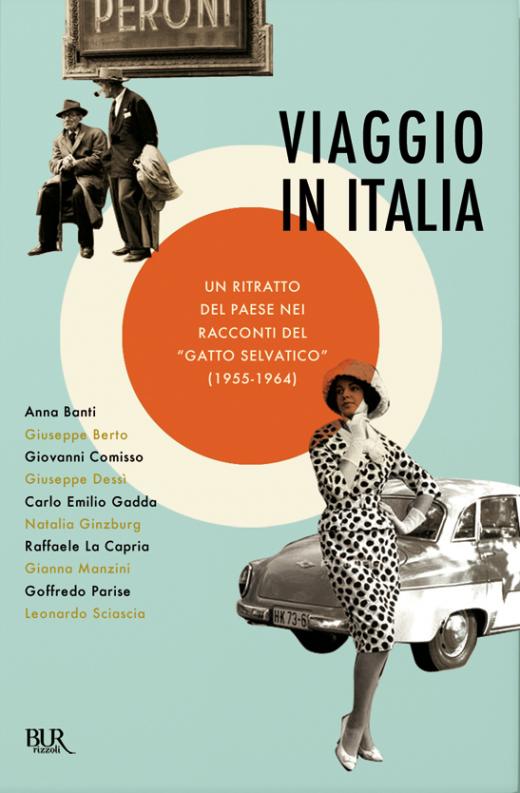 Viaggio in Italia designed by Laura Dal Maso
