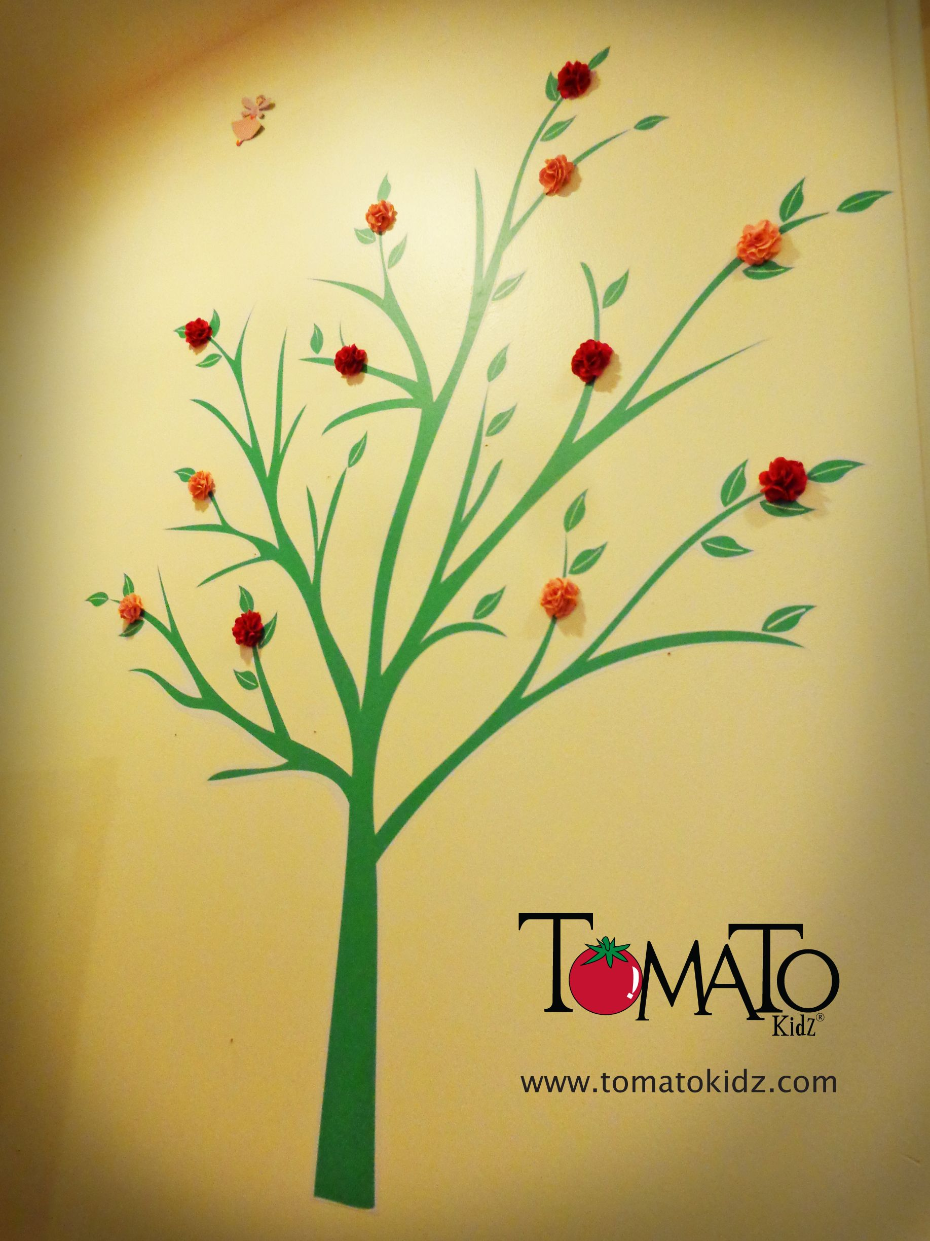 Tree of Life Wall art like these helps give life to a room. What you ...