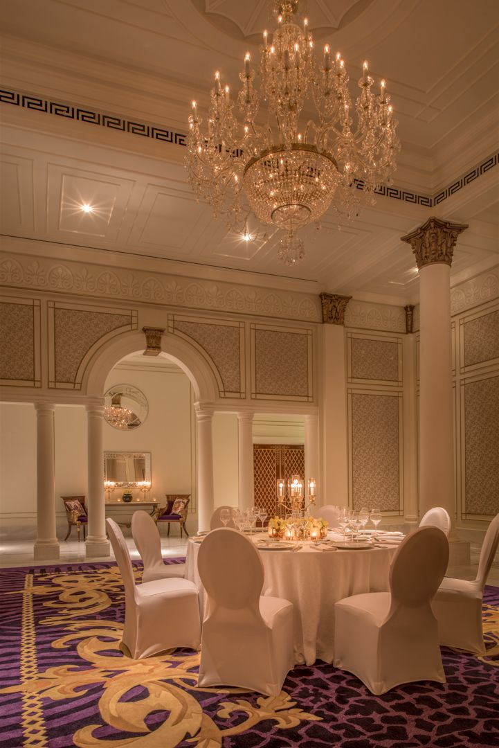 a988f0ce54c6 Elegant wedding setup at Palazzo Versace Dubai  weddings  setup  interior   design  plan  dubai  Versace