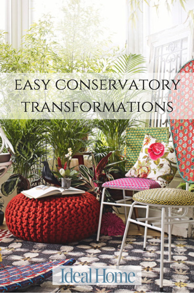 Easy conservatory transformations   Conservatory, Ideal ...
