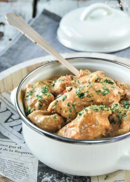 Pollo Tikka Massala - L´Exquisit