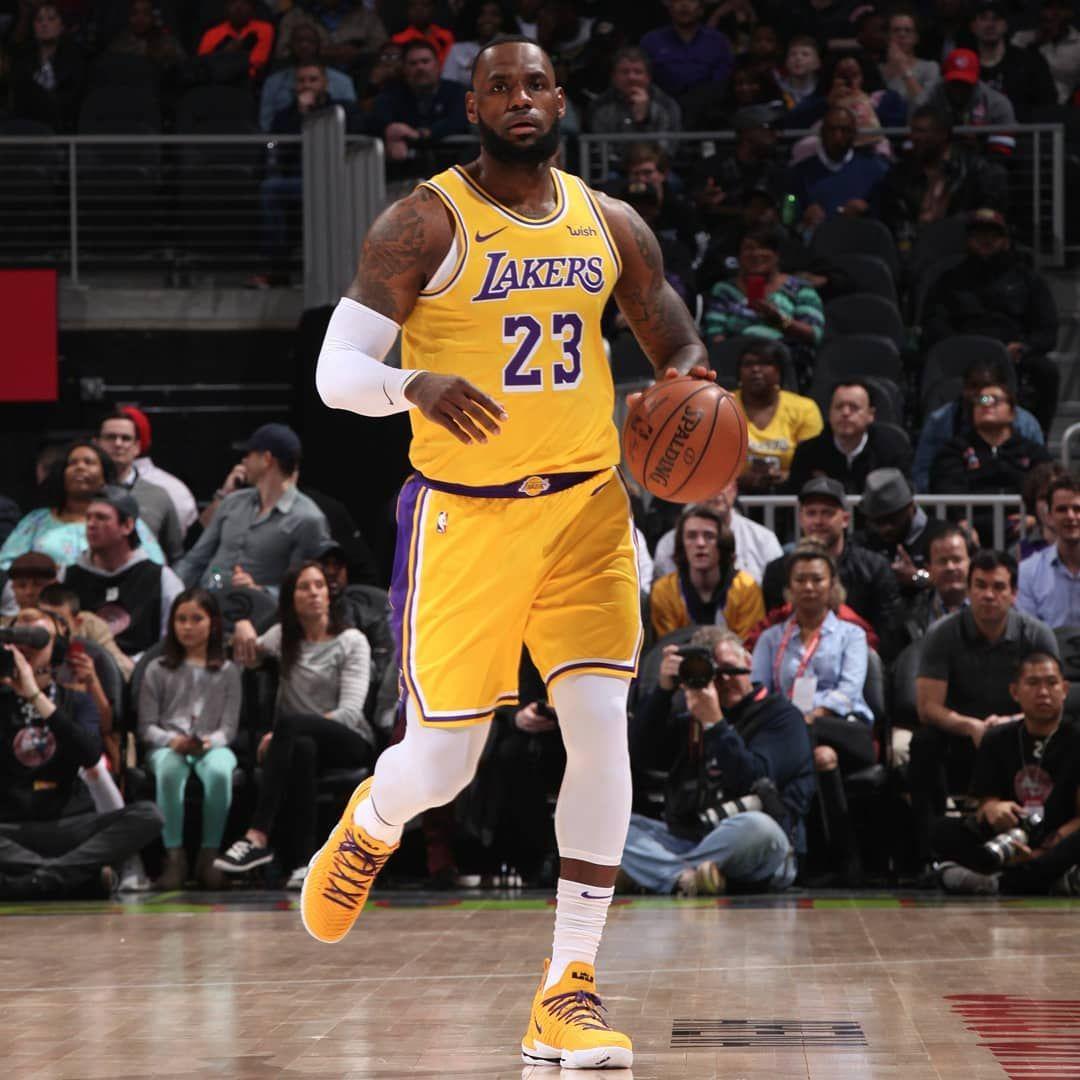 Final Lakers 113 Hawks 117 Lakers Lebron James Stephenson