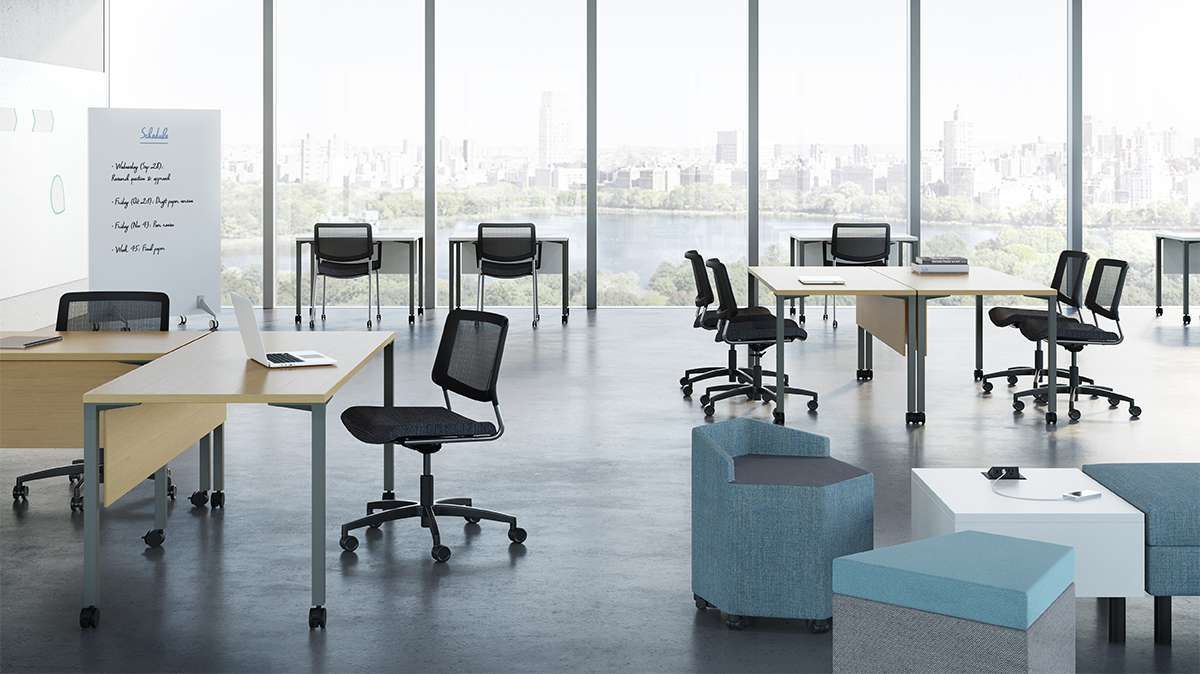 Applause Boost Genus With Images Modern Office Furniture