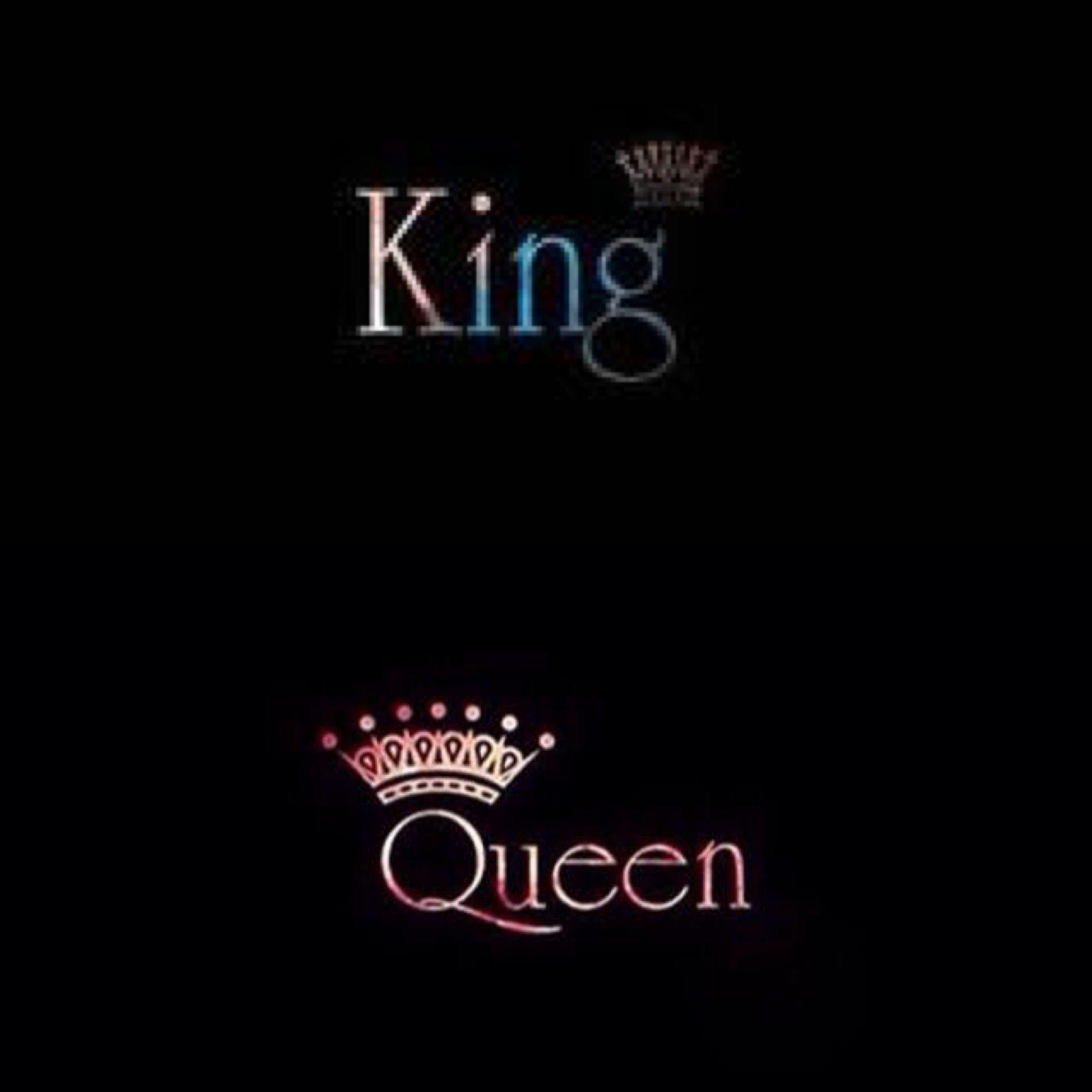 He S My King I M His Queen Queens Wallpaper King And Queen Crowns Name Wallpaper