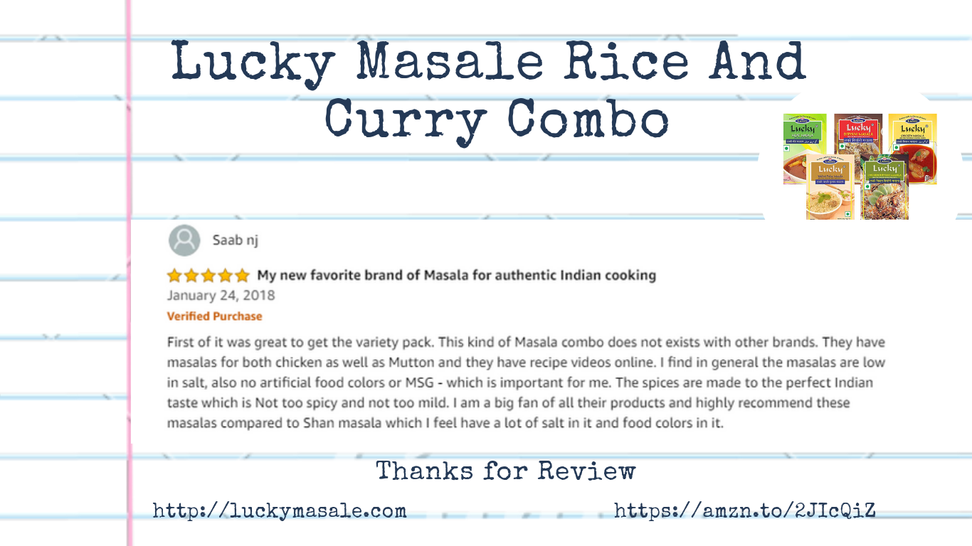 A 5 star curry and always great customer service