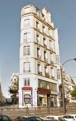 La maison la plus étroite de Paris aujourd\u0027hui (24 m² de base et 6