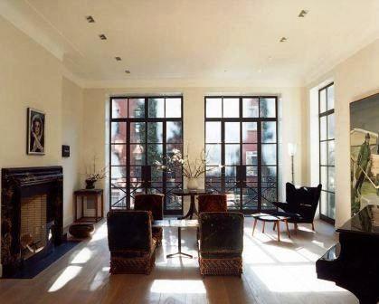 Modern Loft Apartment Interior Design In New York City 3