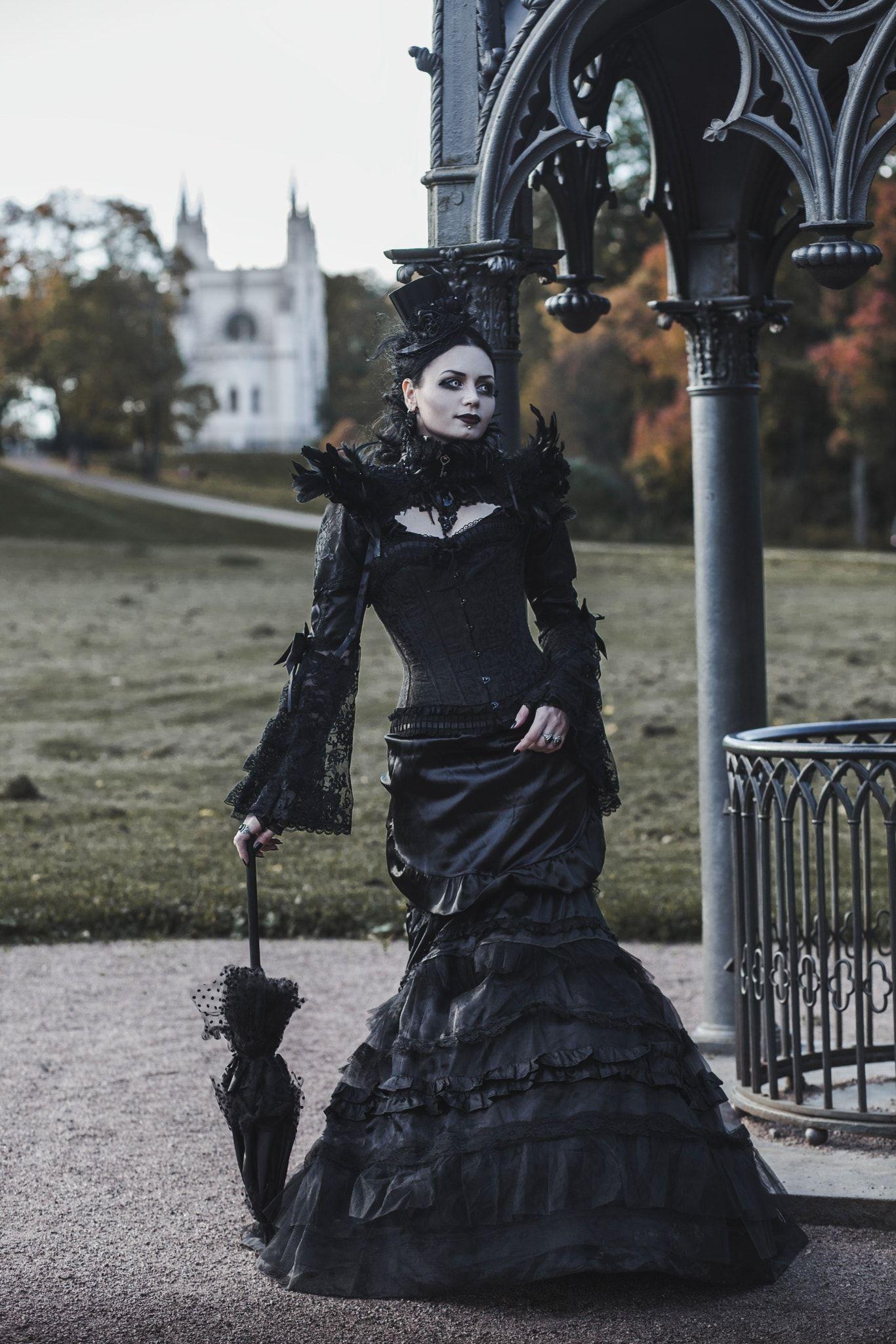 Katerina Goth Katerina Gothic Fashion Steampunk