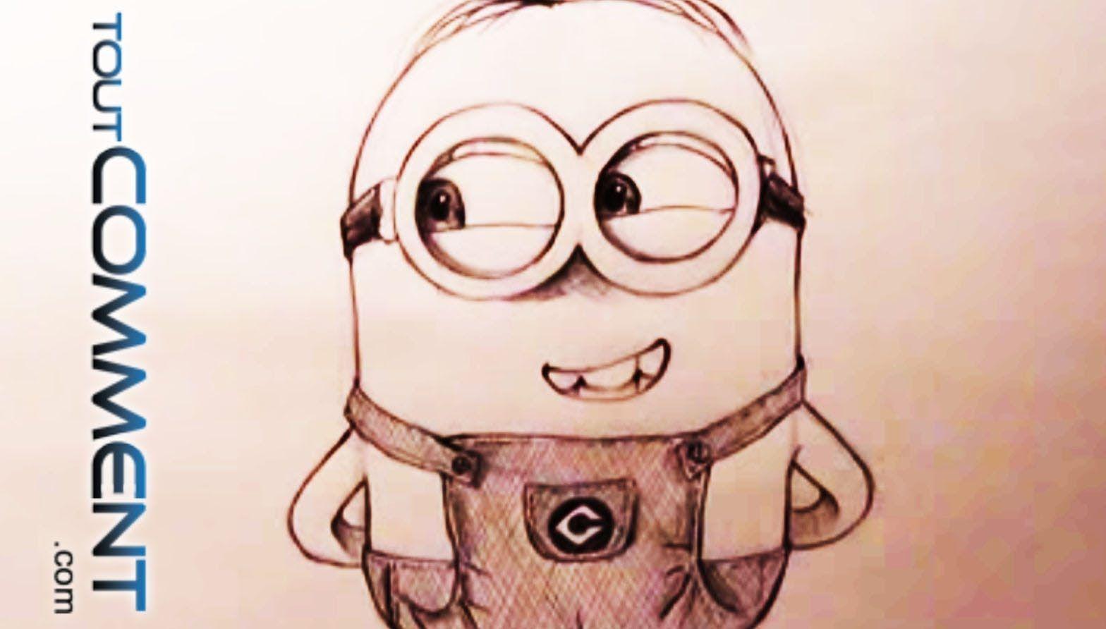 Dessiner un minion de moi moche et m chant dessin pinterest drawings - Dessin de moi moche et mechant ...
