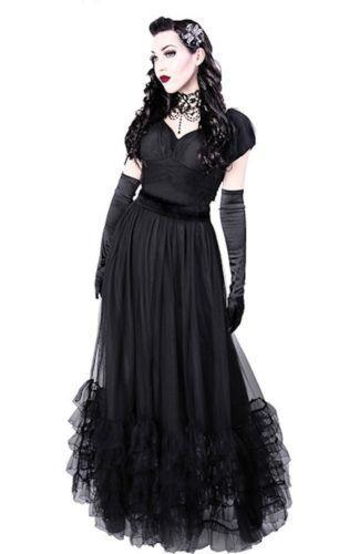 Pin auf Gothic Kleider Frauen
