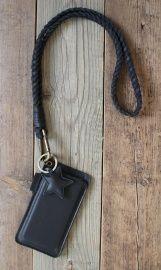 Black; Iphone 5 cover set