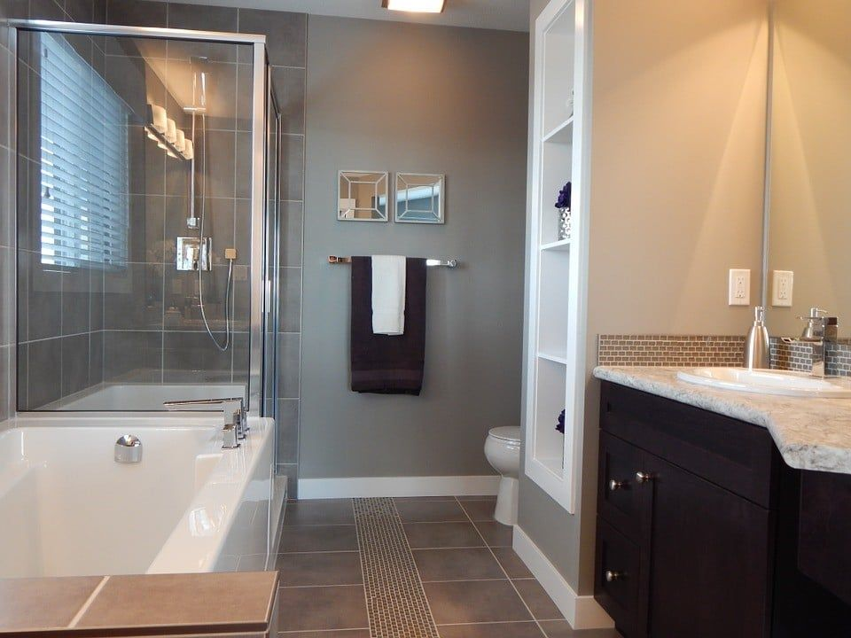 Cuartos de baños con ducha Modernos | Baños | Pinterest | Ducha ...