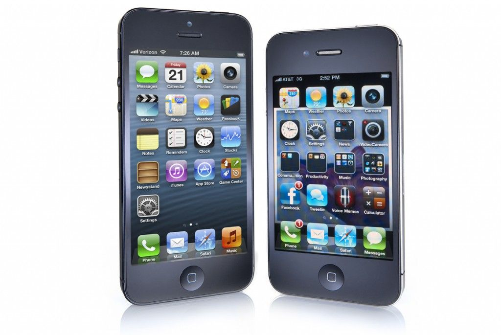 iphone5 vs iphone 4S Application iphone, Applications