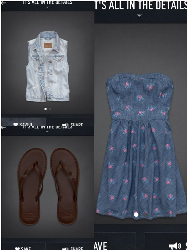 So cute from hollister
