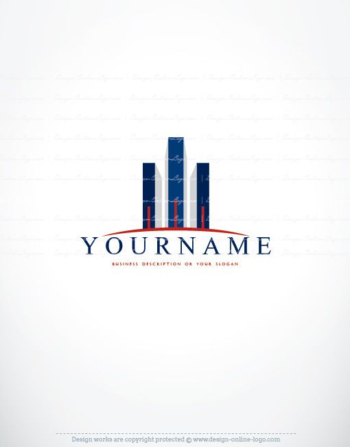 Real estate construction logo free business card pinterest real estate construction logo reheart Choice Image