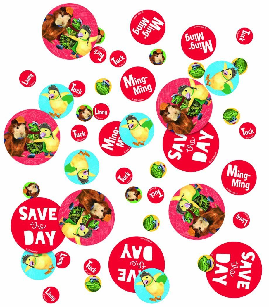 Designware Wonder Pets Confetti Free Shipping Wonder Pets Animal Party Confetti Party