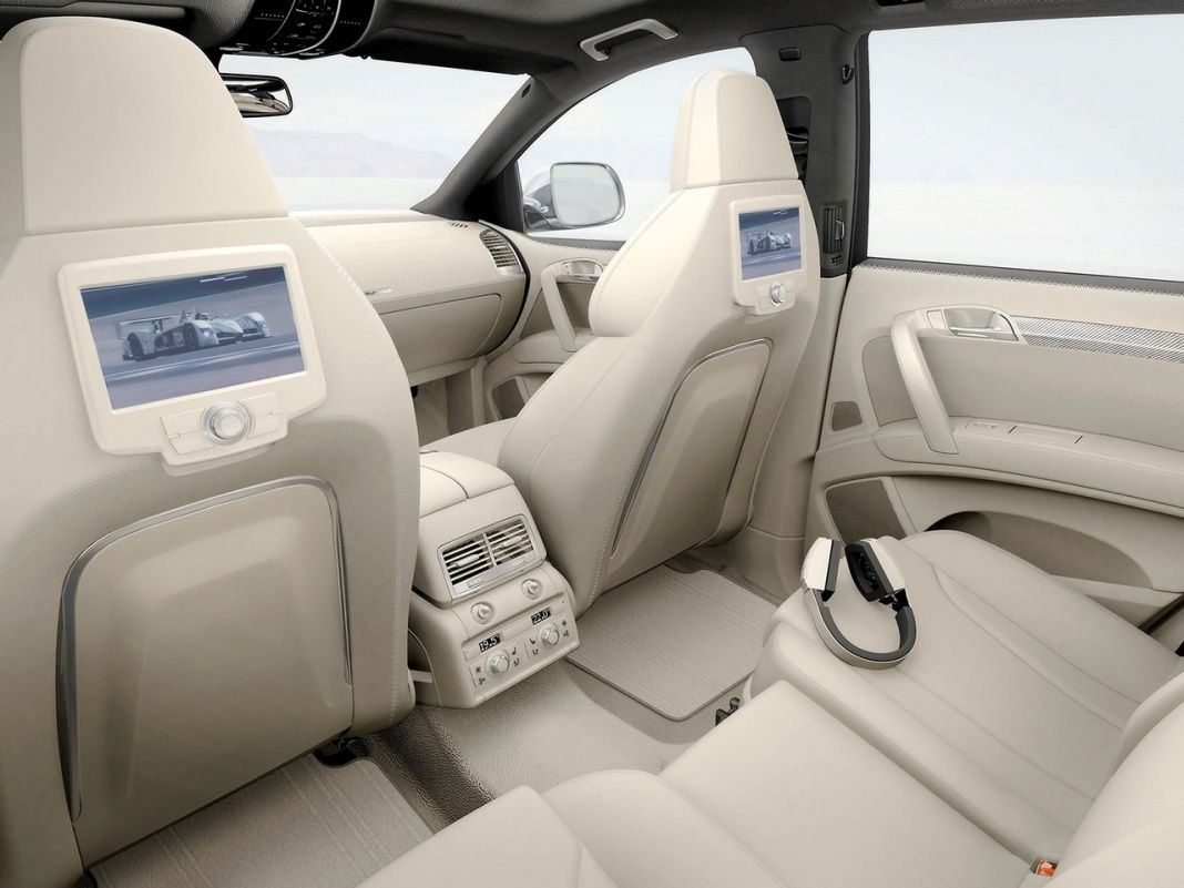 2017 Audi Q7 Features