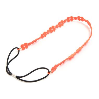 Flower lace hair band  $6.6