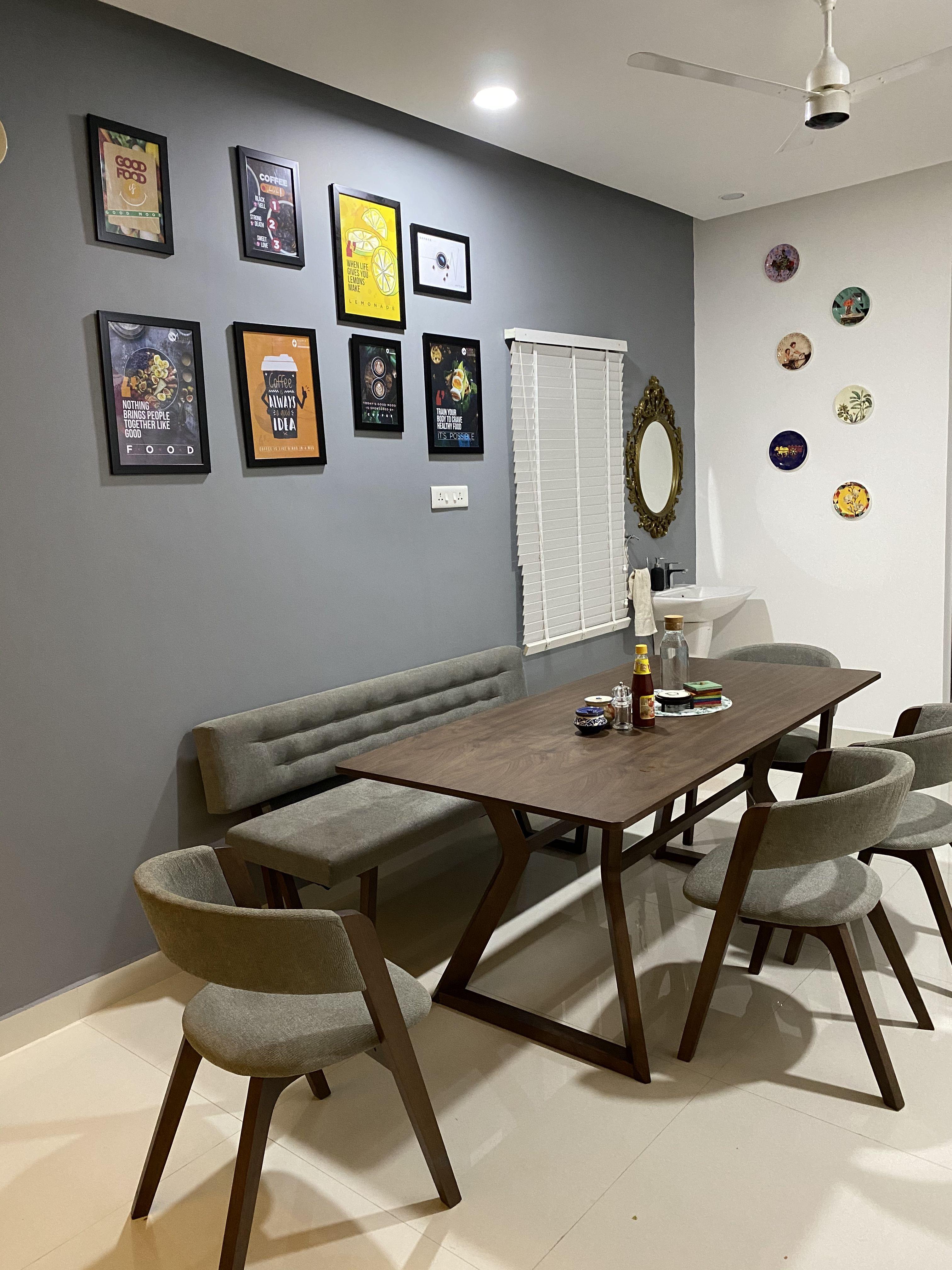 #diningroomideas #beforeandafter #diningroomdecorating #diningroomtable