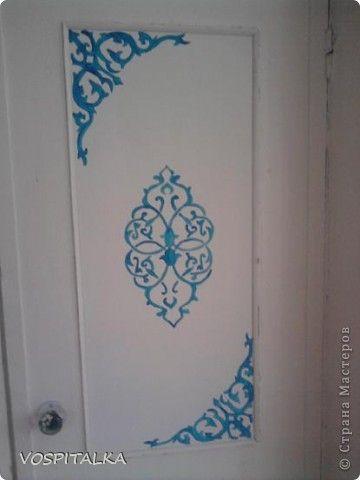 Декор предметов Роспись Весеннее настроение Роспись стен и мебели Краска фото 1