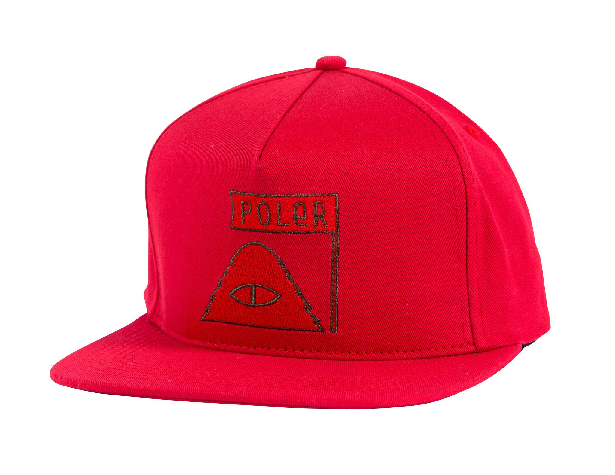 2137f951 SUMMIT SNAPBACK - RED SPRING '16 #poler #polerstuff #campvibes ...