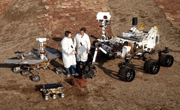 NASA Celebrates Decade of Mars Exploration by Spirit, Opportunity - Technology Org